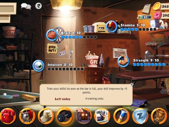 Hero Zero – the game
