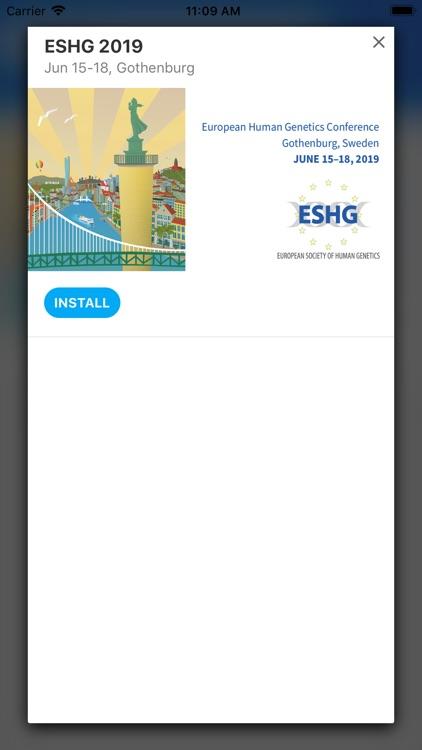 European Soc. of Human Genetic