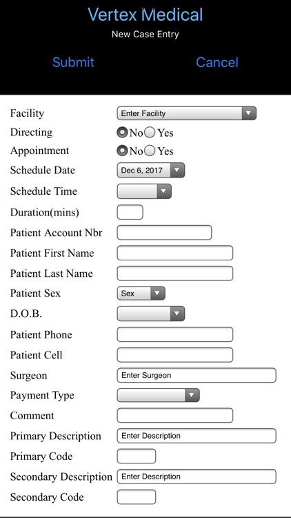 Vertex Medical Solutions