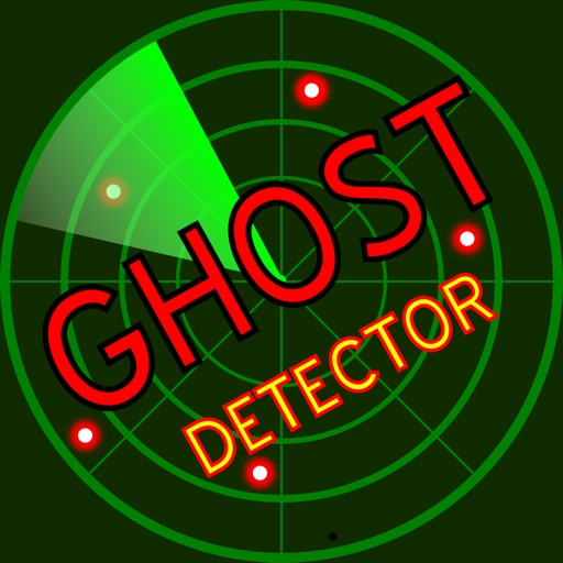 Ghost Detector - Ghost Finder iOS App