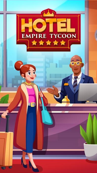 Herunterladen Hotel Empire Tycoon-Idle Game für Pc