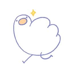 傲娇鸽-表情