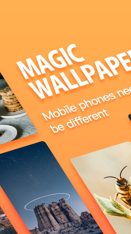 Magic wallpapers&themes
