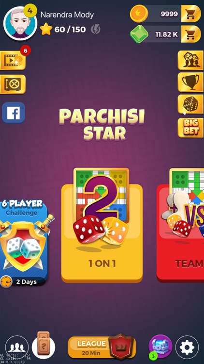 Parchisi STAR