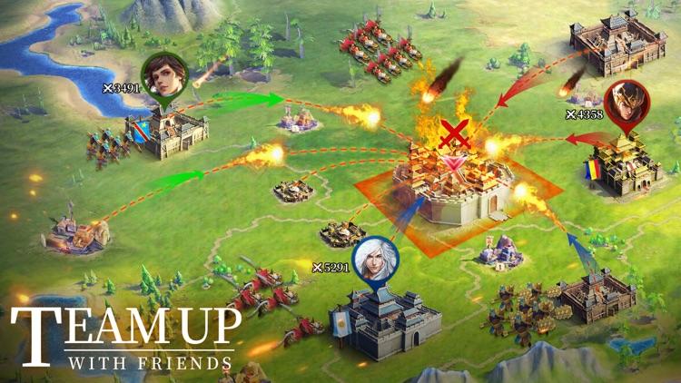 Three Kingdoms: Epic War screenshot-4