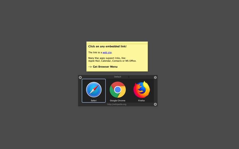 LinCastor Browser by Ondrej Florian
