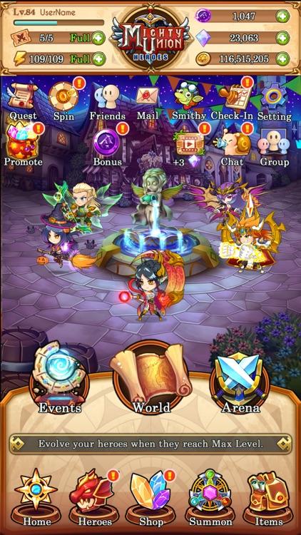 Mighty Union (M.U) screenshot-7