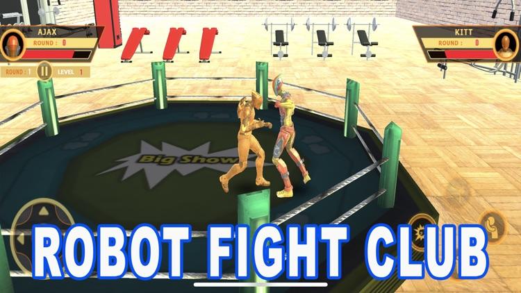 Super Robot Fighting Man Club
