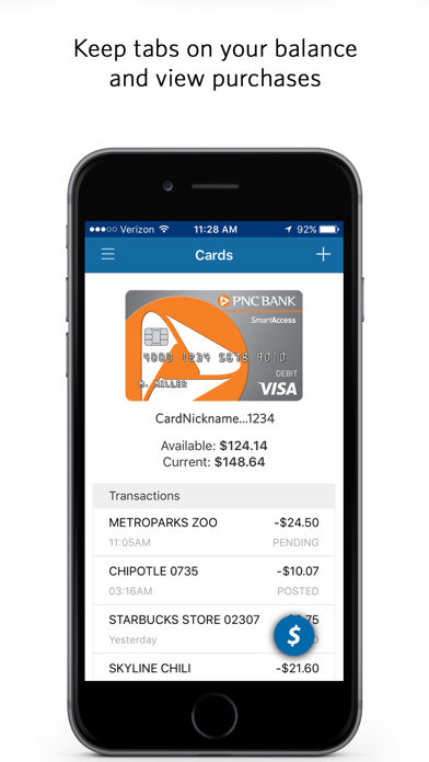 PNC SmartAccess® Card by PNC Bank, N A  (iOS, United States