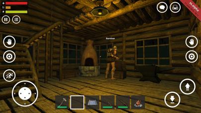 Survival Simulator screenshot one