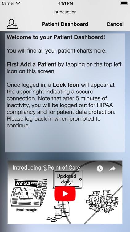 Stroke Prevention in AFib @PoC screenshot-5