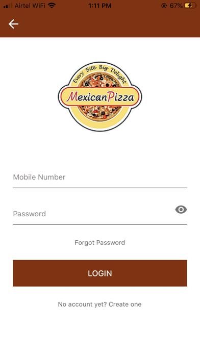 Mexican Pizza screenshot 1