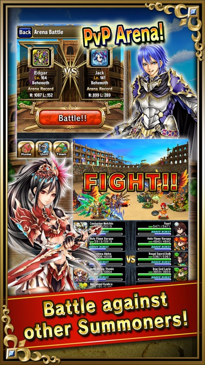 Brave Frontier screenshot-3
