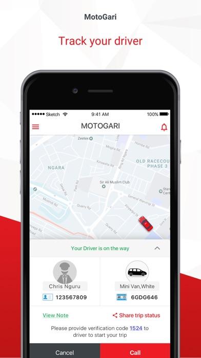 MotoGari screenshot three
