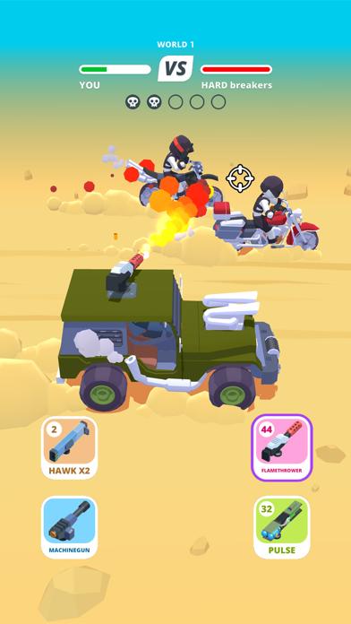 Desert Riders screenshot 5