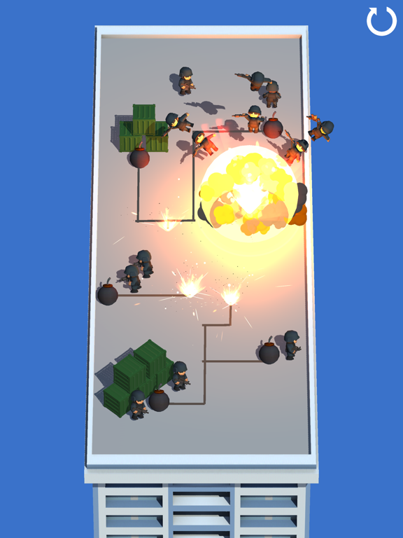 Fuse Puzzler screenshot 7