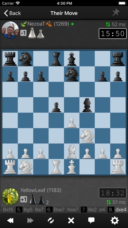 Chess - SocialChess screenshot-5