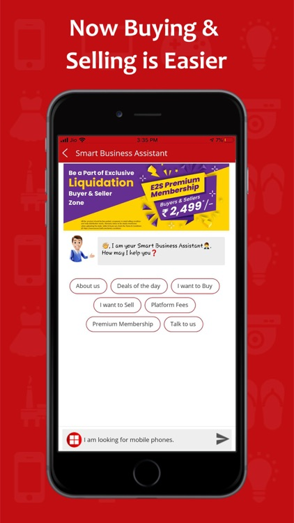 Excess2Sell – B2B Marketplace screenshot-4