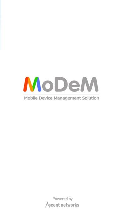 MoDeMのスクリーンショット1