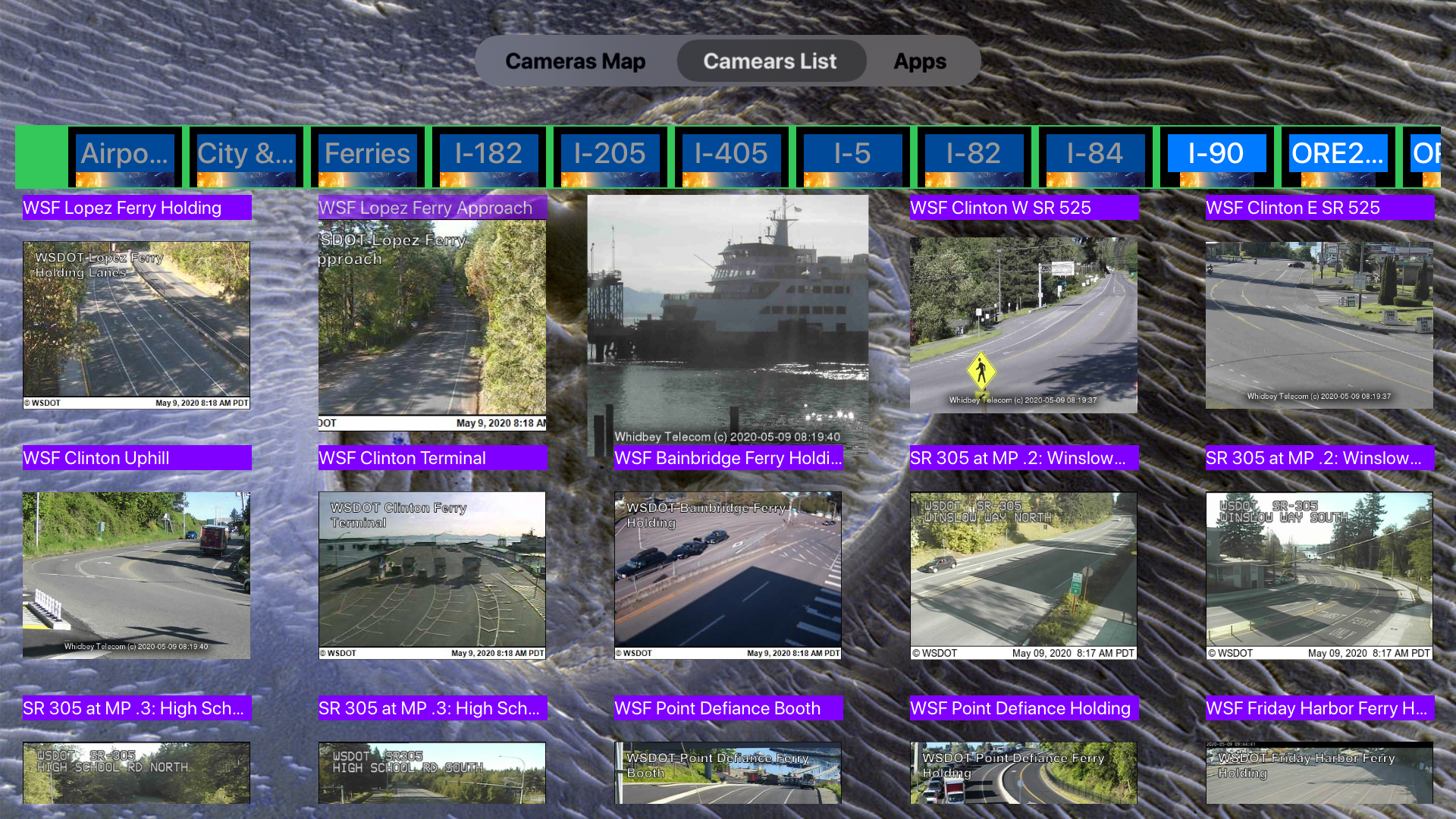 Traffic Camera Washington Pro screenshot 18