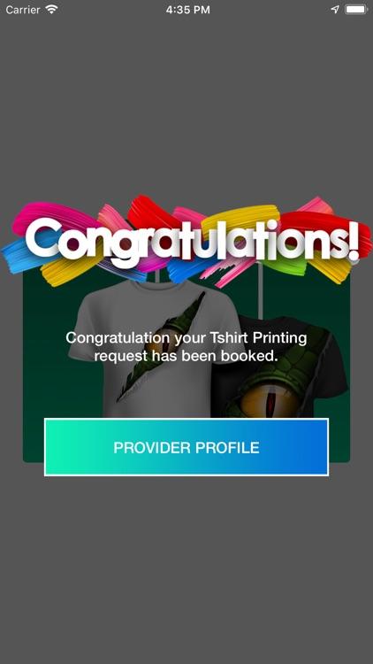 Tshirt Printing Customer screenshot-5