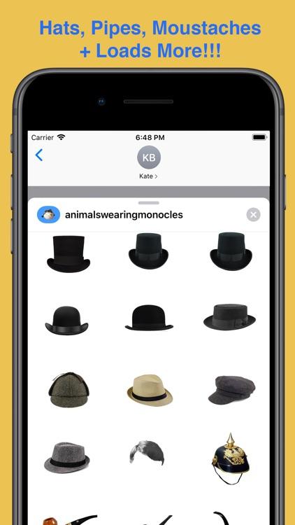 animals wearing monocles screenshot-3
