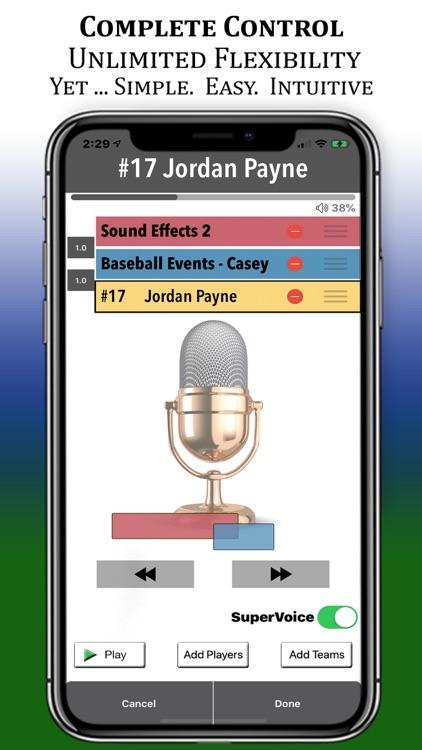 BallparkDJ Walkout Intros screenshot-3
