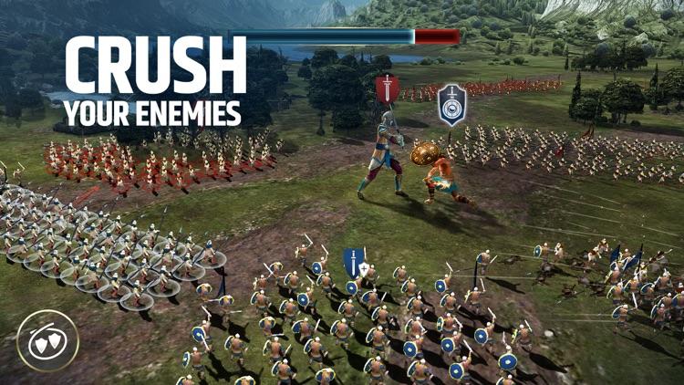 Dawn of Titans: Strategy Game screenshot-3