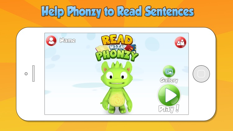 Read with Phonzy: Kids Reading screenshot-4