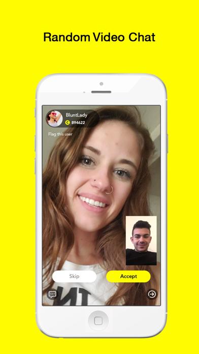Hippo - Live Random Video Chat Screenshot