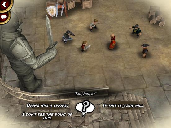 Traitors Empire Card RPG screenshot #8