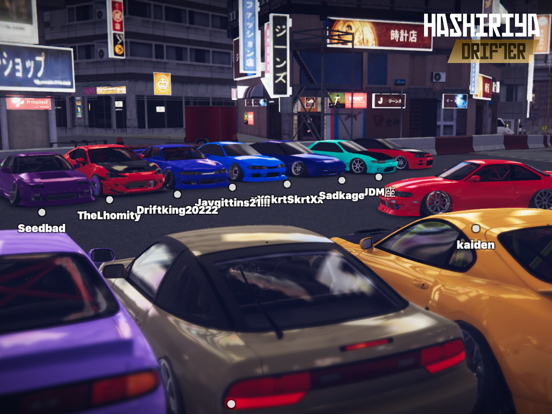 Hashiriya Drifter #1 Racing screenshot 12