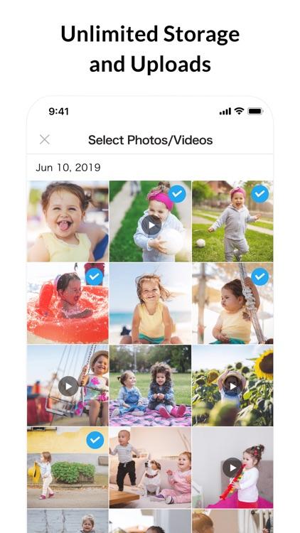 FamilyAlbum: Photo Sharing App screenshot-3