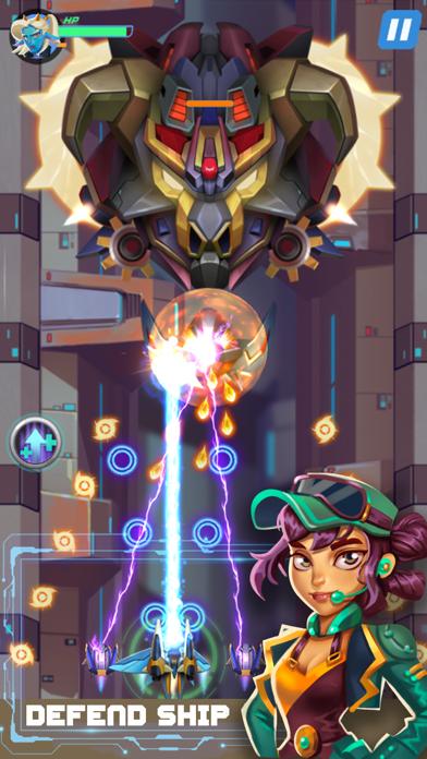 Galaxy Lord: Alien Shooter screenshot 2