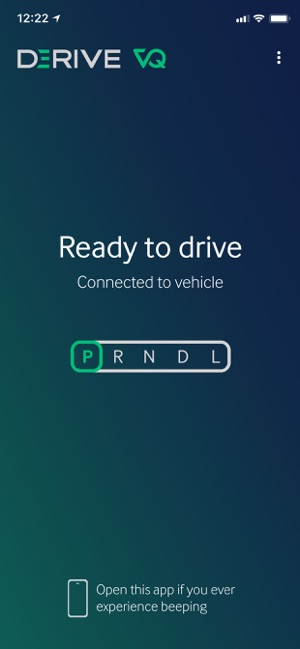 Derive VQ Driver on the App Store