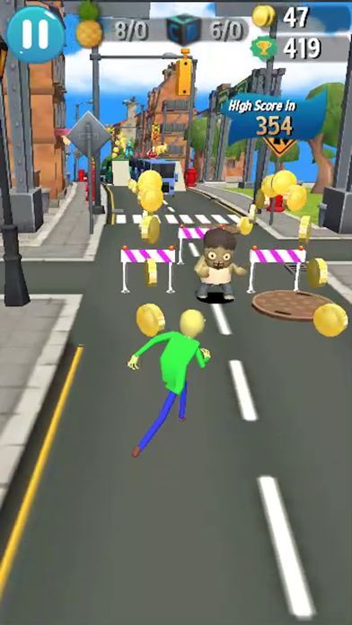 Amazing Baldi Runner