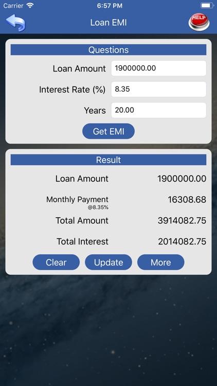 Interest Calculator :) screenshot-5