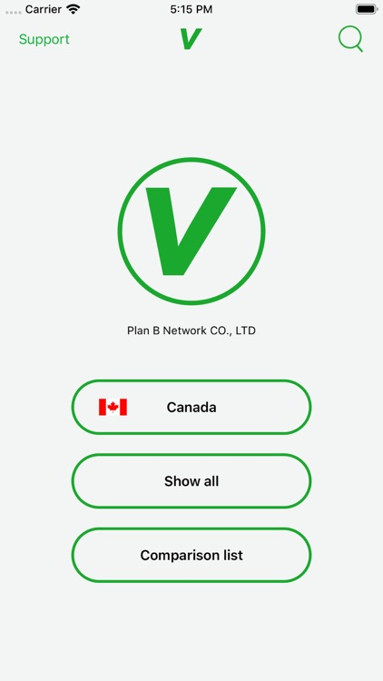 VPN List - Compare VPN Master
