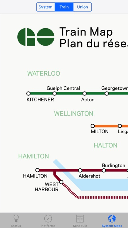 GOToronto: GO Transit Sidekick screenshot-4