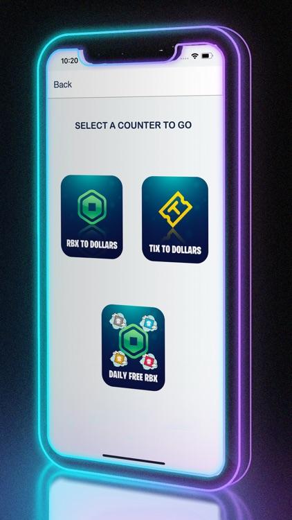 Slot Counter Robux For Roblox screenshot-3