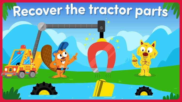 Animal Rescue: Kids games FULL screenshot-3