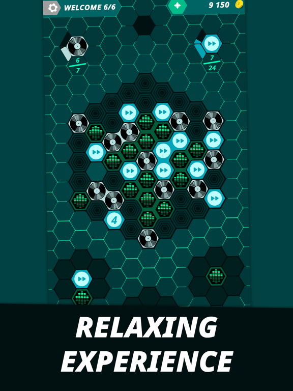 Hexme - IQ & Puzzle game screenshot 12