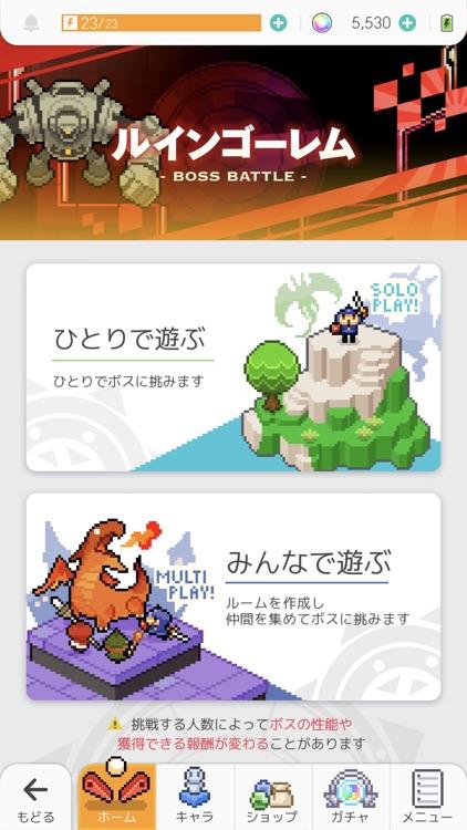 ワールドフリッパー(WORLD FLIPPER) screenshot-5