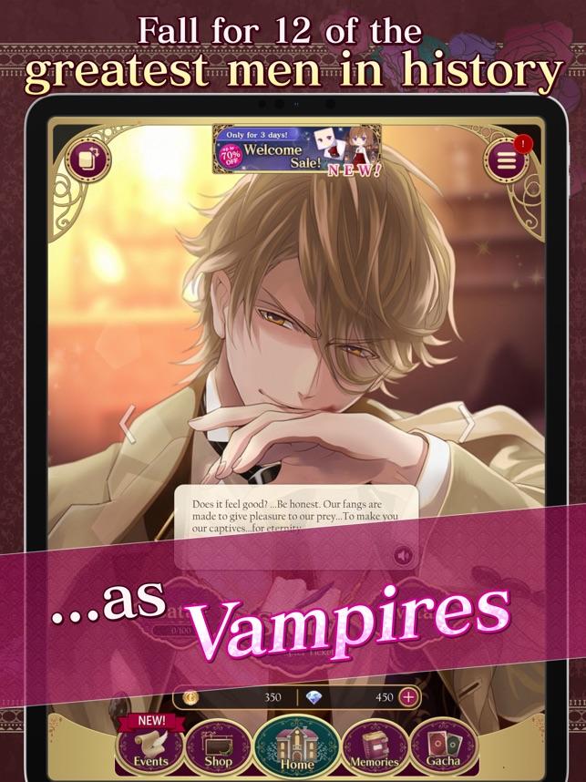 Ikemen Vampire Otome Game on the App Store
