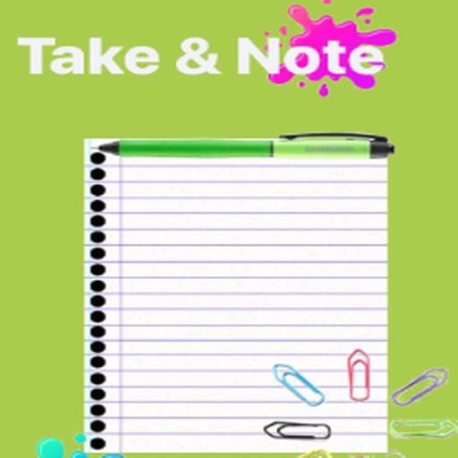 Take & Note