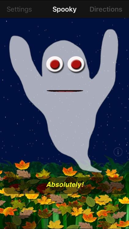 Spooky the Ghost screenshot-4