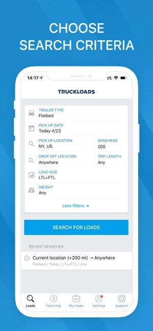 Truckloads - Truck Load Boards on the App Store