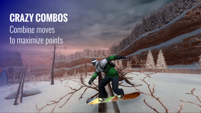 Screenshot from Snowboard Party World Tour Pro