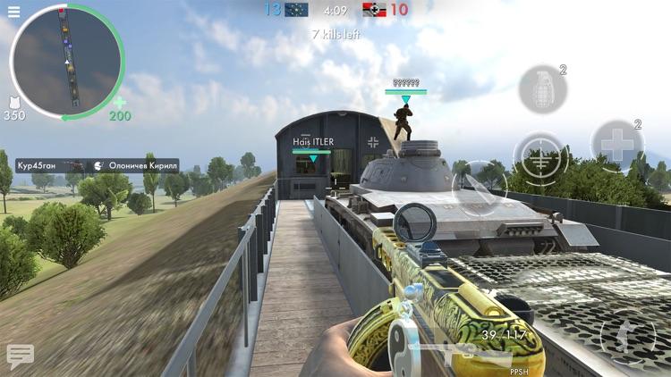 World War Heroes: WW2 FPS PVP screenshot-5