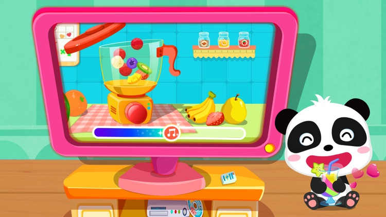 ICE Cream & Smoothies -BabyBus screenshot-4